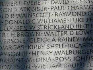 Trooper First Class Ben W Strickland II><br> <font size=
