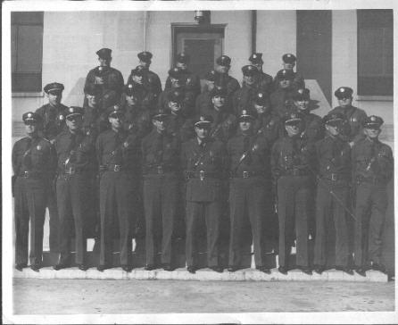 Highway Patrol Class